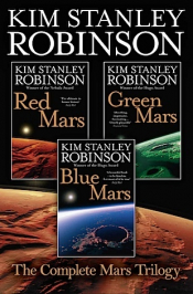 Cover Mars Trilogy