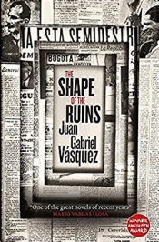 Cover of shape of the ruins