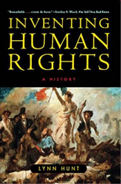 Cover of inventing human rights