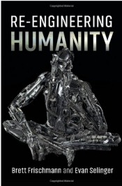 Cover of reengineering humanity