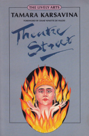 Cover of Theatre Street