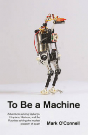 Cover of to be a machine