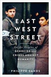 Cover of East West Street