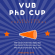 poster of VUB PhD Cup