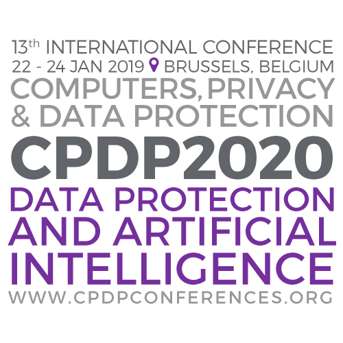 Logo of CPDP2020