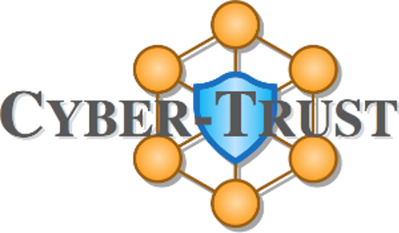 Logo of CYBERTRUST project