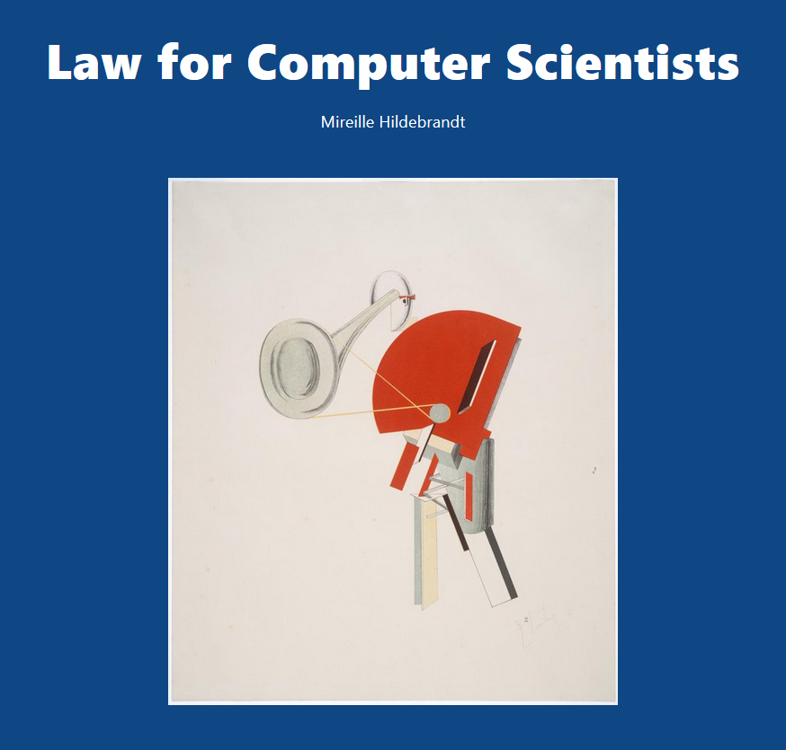 law for computer scientists